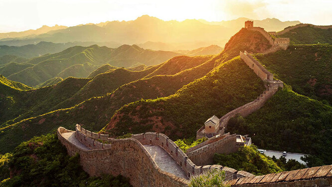 Великая Китайская стена. Ожидания