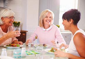 7 пищевых привычек, которые стоит завести в 40 лет