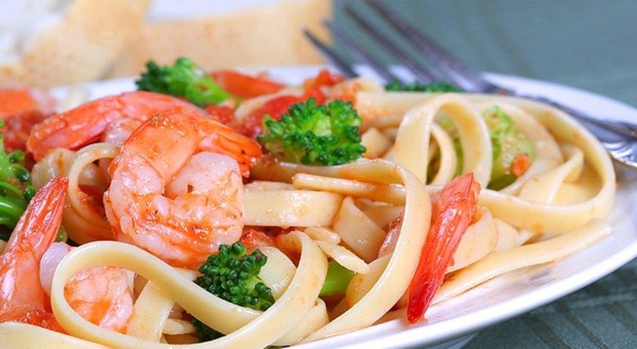Рецепты пасты сморепродуктами