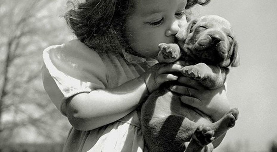Старые фотографии, которые доказывают, что детство неизменилось