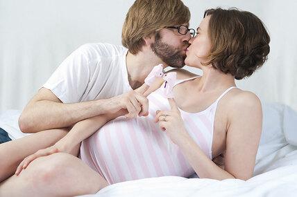Секс во время беременности: как получить удовольствие иничему ненавредить