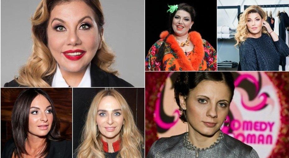 Звезды Comedy Woman тогда исейчас: как изменились участницы популярного шоу за10 лет