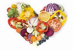 Меню для крепкого сердца: 8 простых правил питания
