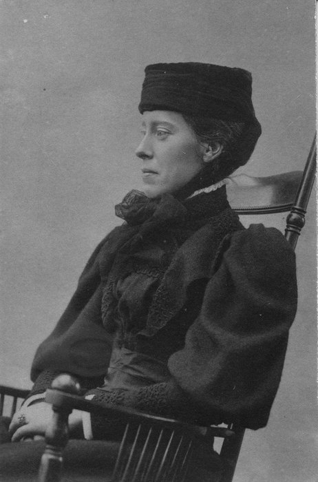 Мэри Кингсли