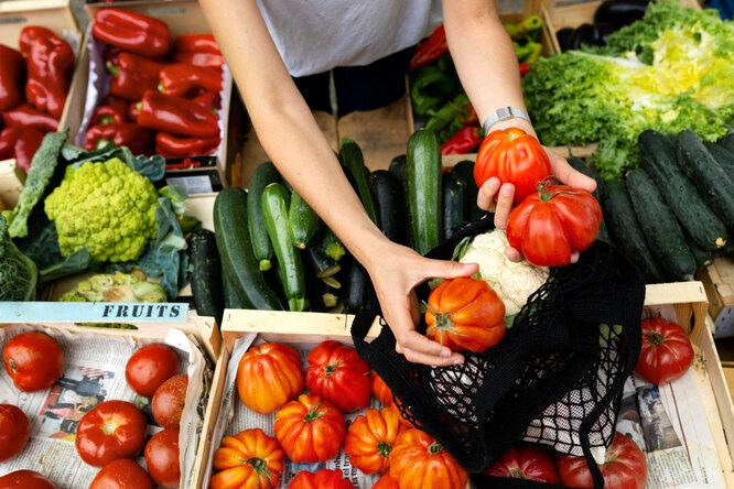 Помидоры, овощи