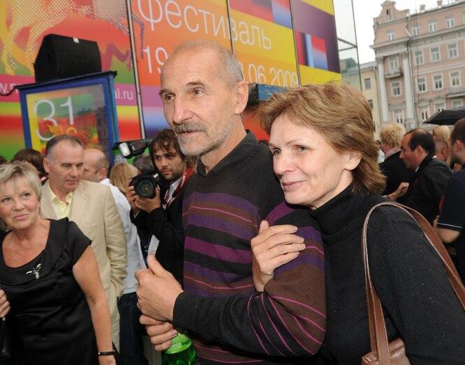 Ольга и Пётр Мамоновы