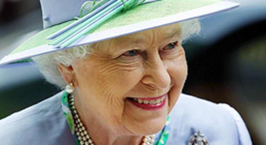 В честь королевы