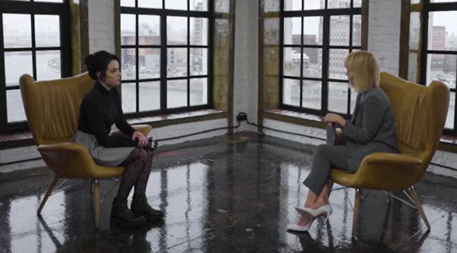 """Маргарита Грачева в студии передачи """"Почему я?"""""""