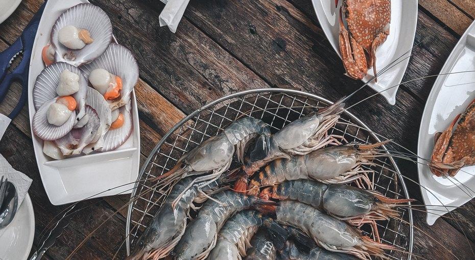 Рецепты морепродуктов налюбой вкус