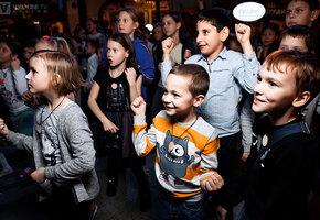 Интернет-кинотеатр tvzavr приглашает на детский праздник
