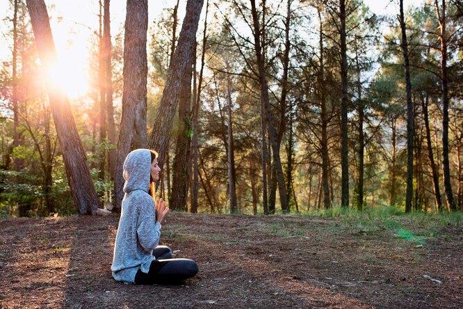 Лучшее средство отстресса! Японская практика синрин-йоку стала мировым трендом