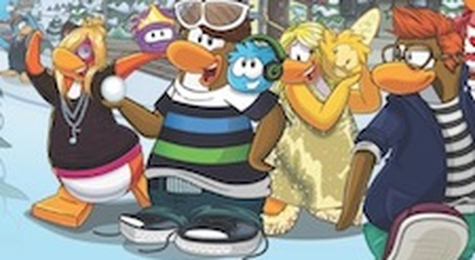 «Клуб пингвинов» Disney вышел нарусском языке