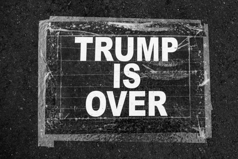 war is over, выборы в сша, выборы 2020, трамп, байден, камала харрис