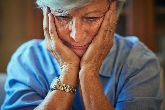 Деменция и потеря памяти