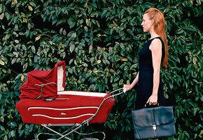 «Сойти с дистанции и победить»: утешение для мам в декрете, которые «погубили свою карьеру»