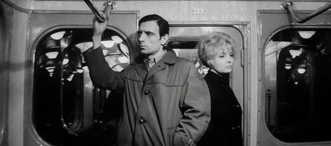"""Кадр из фильма """"Еще раз про любовь"""", 1968"""