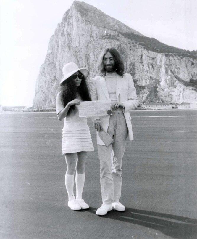 1969: Йоко