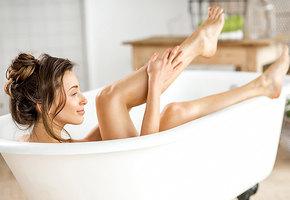 Как замедлить рост волос на ногах после бритья?