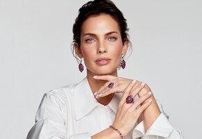 Восточные сказки: новая ювелирная коллекция «Тадж-Махал»