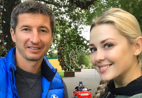 39-летний футболист Евгений Алдонин стал отцом в третий раз