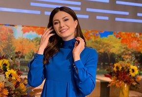 «Счастливая пара»: беременная четвертым ребенком Ольга Ушакова выложила нежное фото с мужем