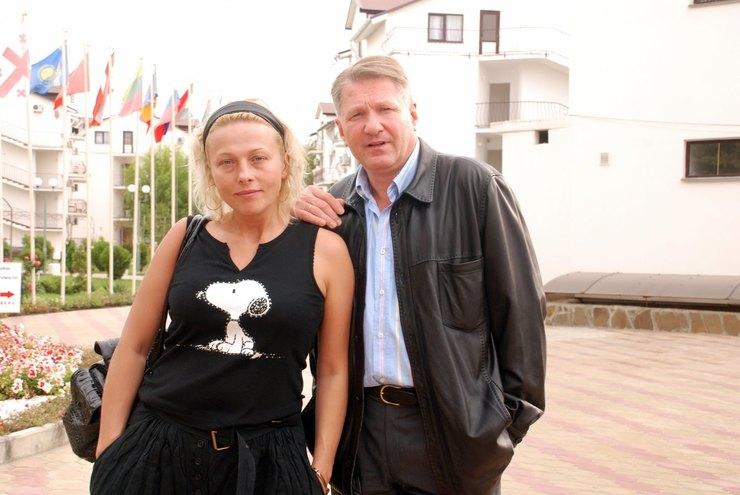 Анна Легчилова иИгорь Бочкин