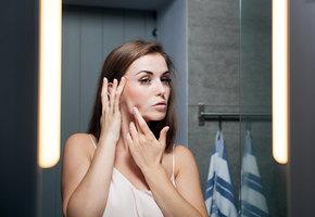 Красные пятна на коже лица: причины появления и как от них избавиться