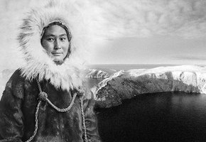 Блэкджек в снегах: потрясающая женщина, которая выжила в одиночку в Арктике