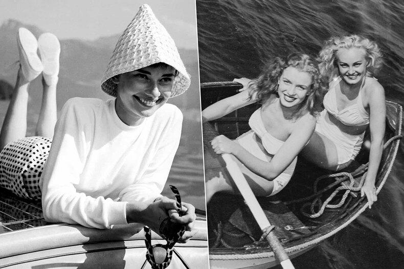 15-летняя Мэрилин Монро, Аль Капоне нарыбалке: неожиданные фото звезд наяхтах