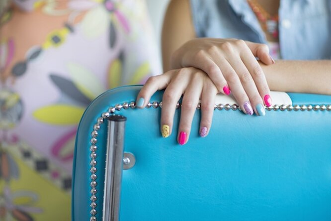 Как снять гель-лак дома? 5 простых шагов дляздоровых ногтей