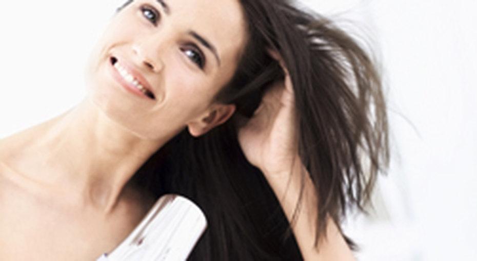Как быстро высушить волосы?