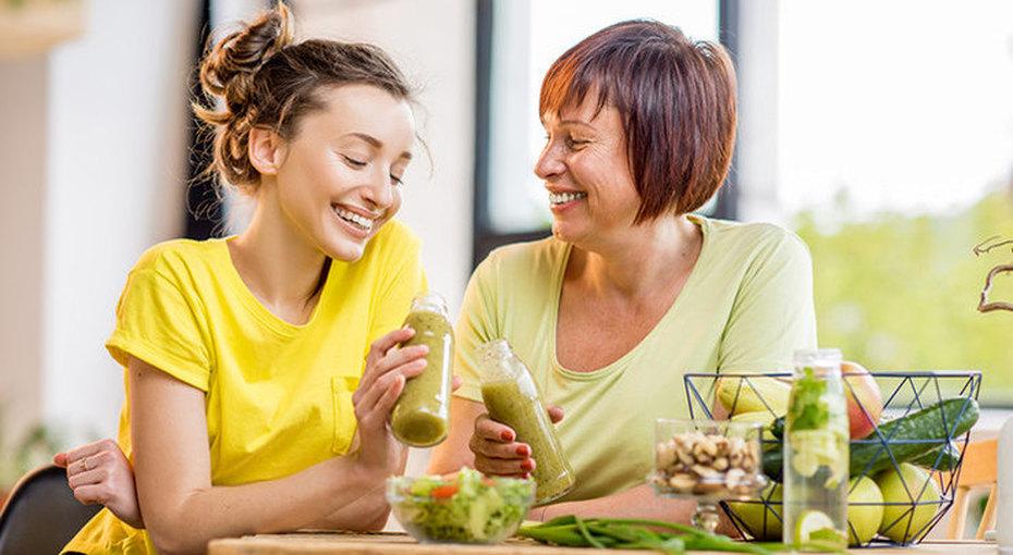Как наше питание должно меняться после 40 лет