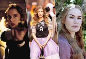 Сильные женщины: 10 актрис, которые снимались до родов
