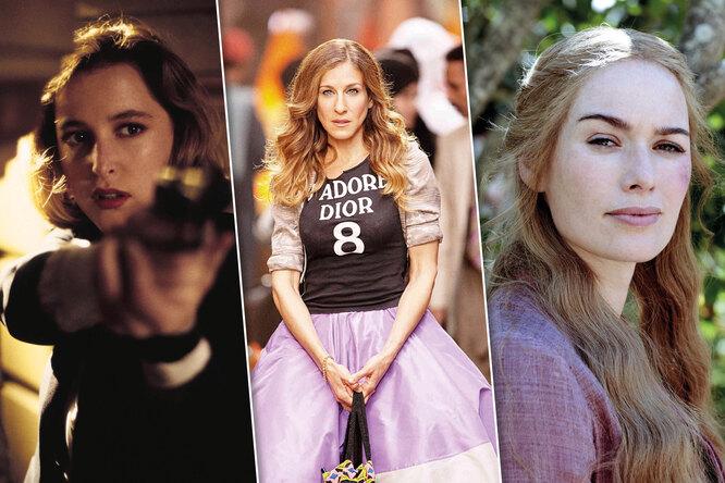 Сильные женщины: 10 актрис, которые снимались дородов
