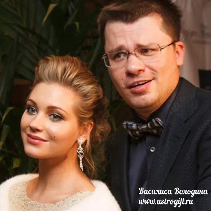 Кристина Асмус иГарик Харламов
