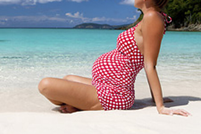 8 «беременных» проблем свнешностью