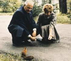 Первый президент и его леди. История любви и потерь Михаила и Раисы Горбачевых