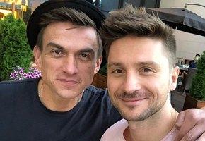 Влад Топалов и Сергей Лазарев снова споют вместе