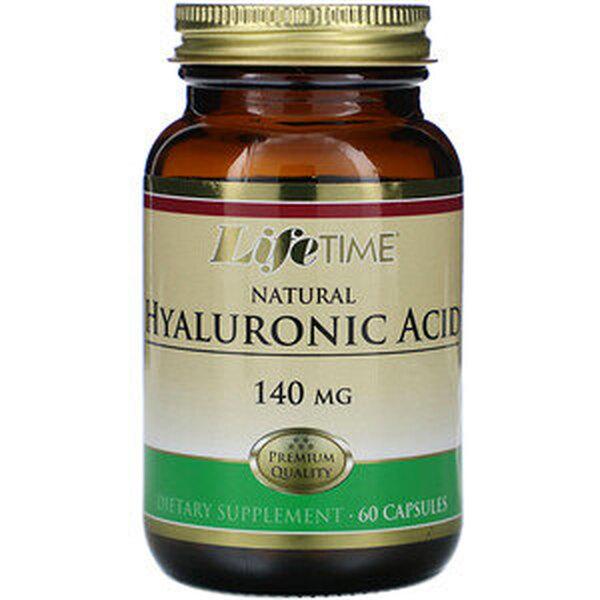 Натуральная гиалуроновая кислота, LifeTime Vitamins, 3548 руб