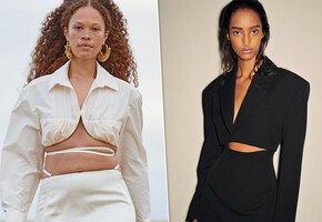 Бархат, стразы и сборки: 10 самых модных платьев на весну