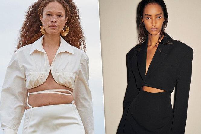 Бархат, стразы исборки: 10 самых модных платьев навесну