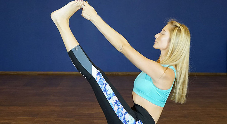Йога дома: упражнения против целлюлита