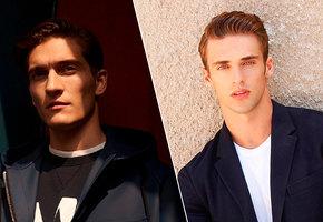 10 самых красивых российских мужчин—моделей
