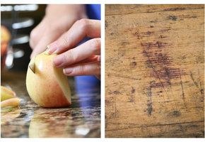 10 вещей, от которых  больше всего портится кухонная столешница