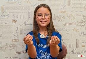 Таких в мире нет: 10-летняя россиянка изобрела незаметную помпу для диабетиков
