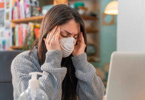 Как отличить коронавирус от гриппа и ОРВИ? Простая табличка с симптомами
