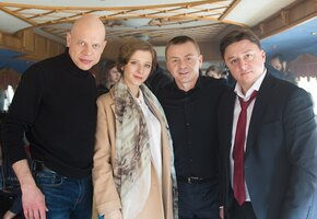 «Ни дать, ни взять!» Лагашкин, Арзамасова и Сычев в комедии «Проклятый чиновник»