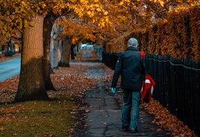 «Почему я вредный был»: пожилой почтальон передумал увольняться из-за велосипеда