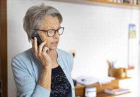 Пенсионерка отбила три атаки телефонных мошенников и сохранила деньги