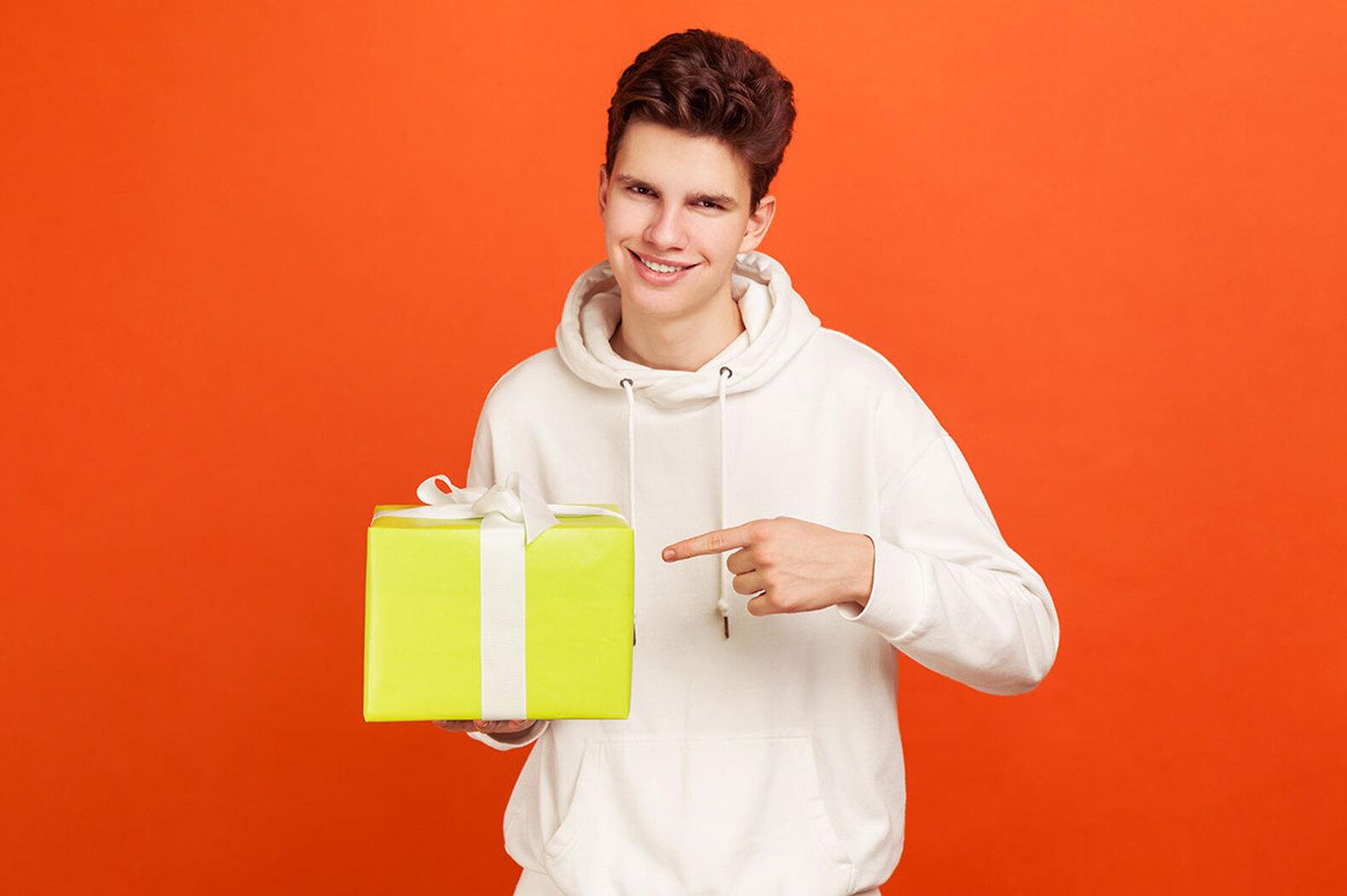 20 классных подарков длямальчика-подростка: наНовый год ивообще